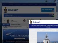印度海军官网