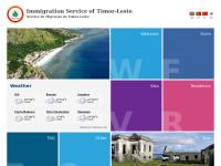 东帝汶移民局官网