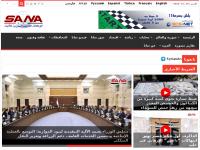 阿拉伯叙利亚通讯社