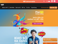 Vietnamobile官网