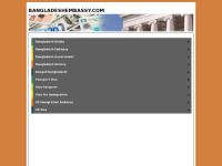 孟加拉国驻华大使馆官网
