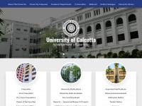 加尔各答大学官网