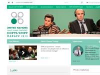 2013华沙联合国气候变化大会