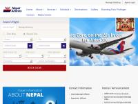尼泊尔航空公司官网