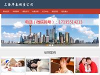 上海华泰调查公司