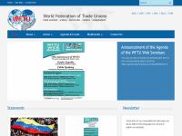世界工会联合会_WFTU